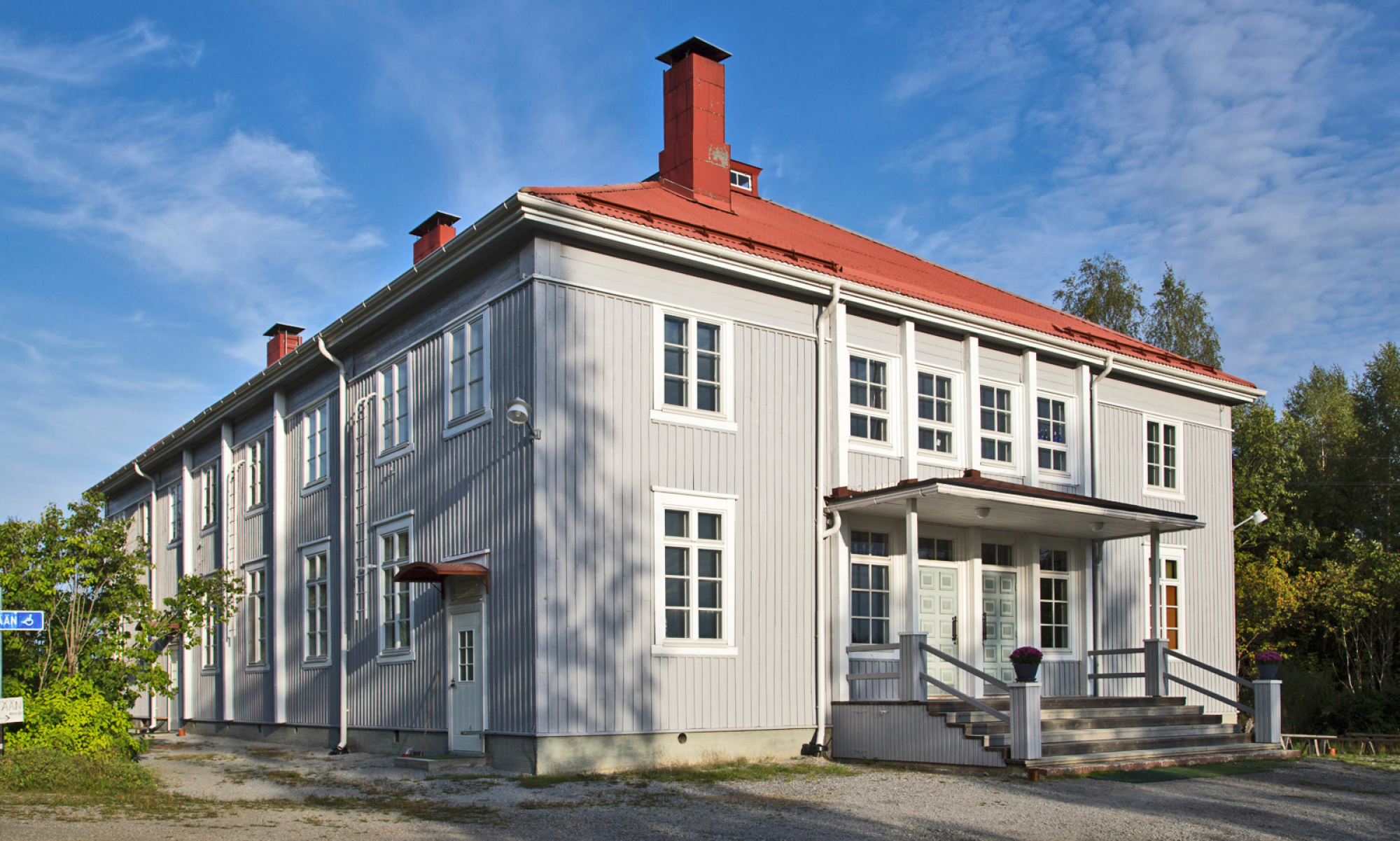 Narvan seurantalo