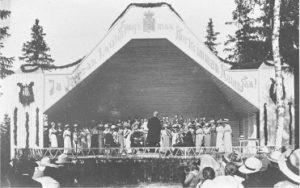 Tähtelän laululava 1913